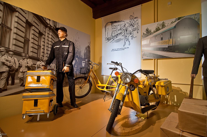 Muzej pošte in Telekominikacij