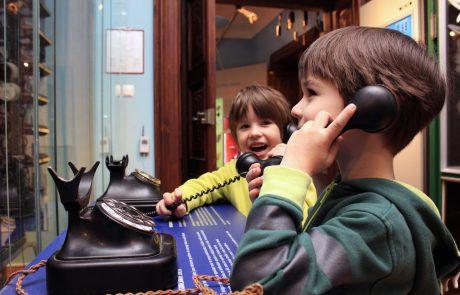 Zbirka Telekomunikacije včeraj, danes, jutri!