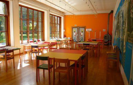 Pedagoška dvorana TMS v Bistri