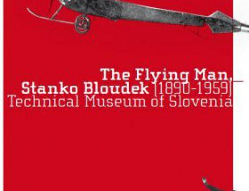 Online catalogue The Flying Man Stanko Bloudek