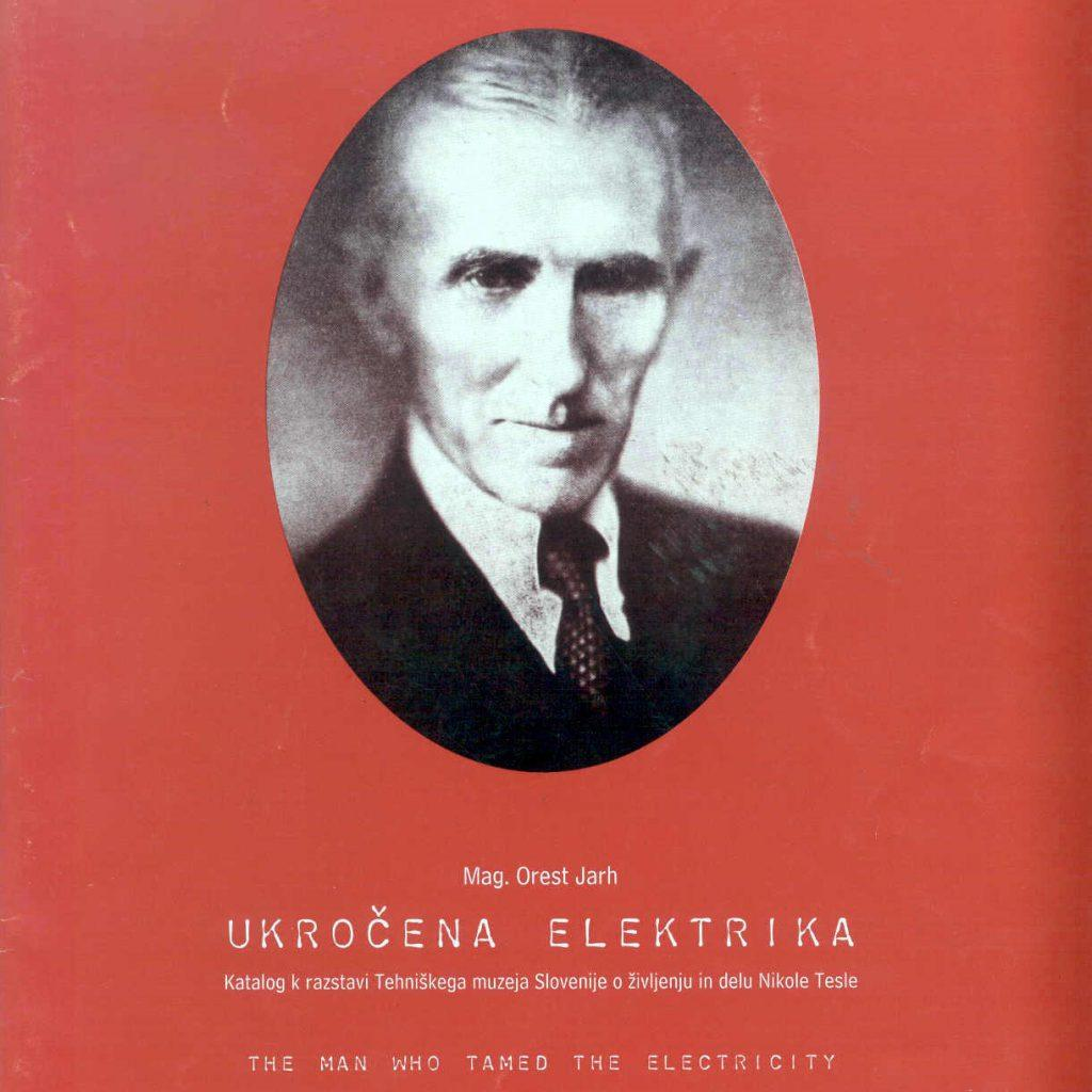 Numerous acquisitions that make modern life easier and today seem self-evident and completely understandable are the merits of Nikola Tesla. Author: Jarh O. Ljubljana: TMS, 1997 Pages: 51