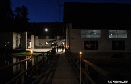 Noč ima svojo moč na Noč raziskovalcev