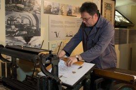 Prikaz - tiskarski oddelek