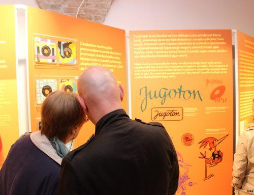 Opening of the exhibition: East of Eden – Jugoton 1947–1991