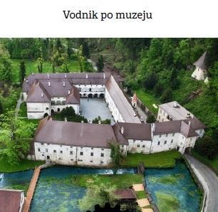Vodnik po muzeju. Tehniški muzej Slovenije: 2018.