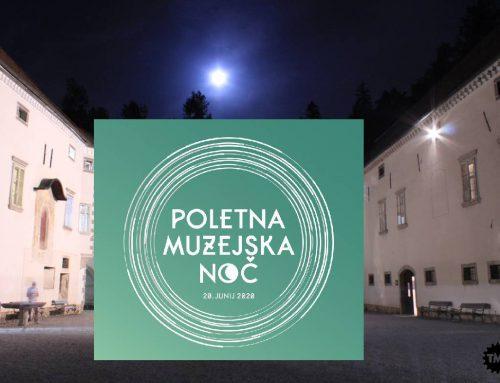 Poletna muzejska noč, 20. 6. 2020