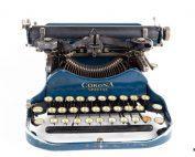 Pisalni stroj Corona