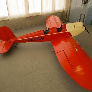 Lojze, the light two-seater aircraft
