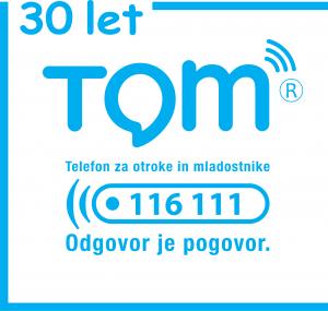 Znak Tom telefon 30 let