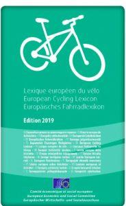 EU cycling lexicon