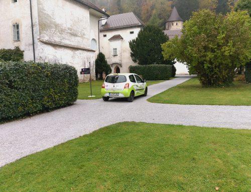 Nova muzejska pridobitev: električni avto Renault Twingo