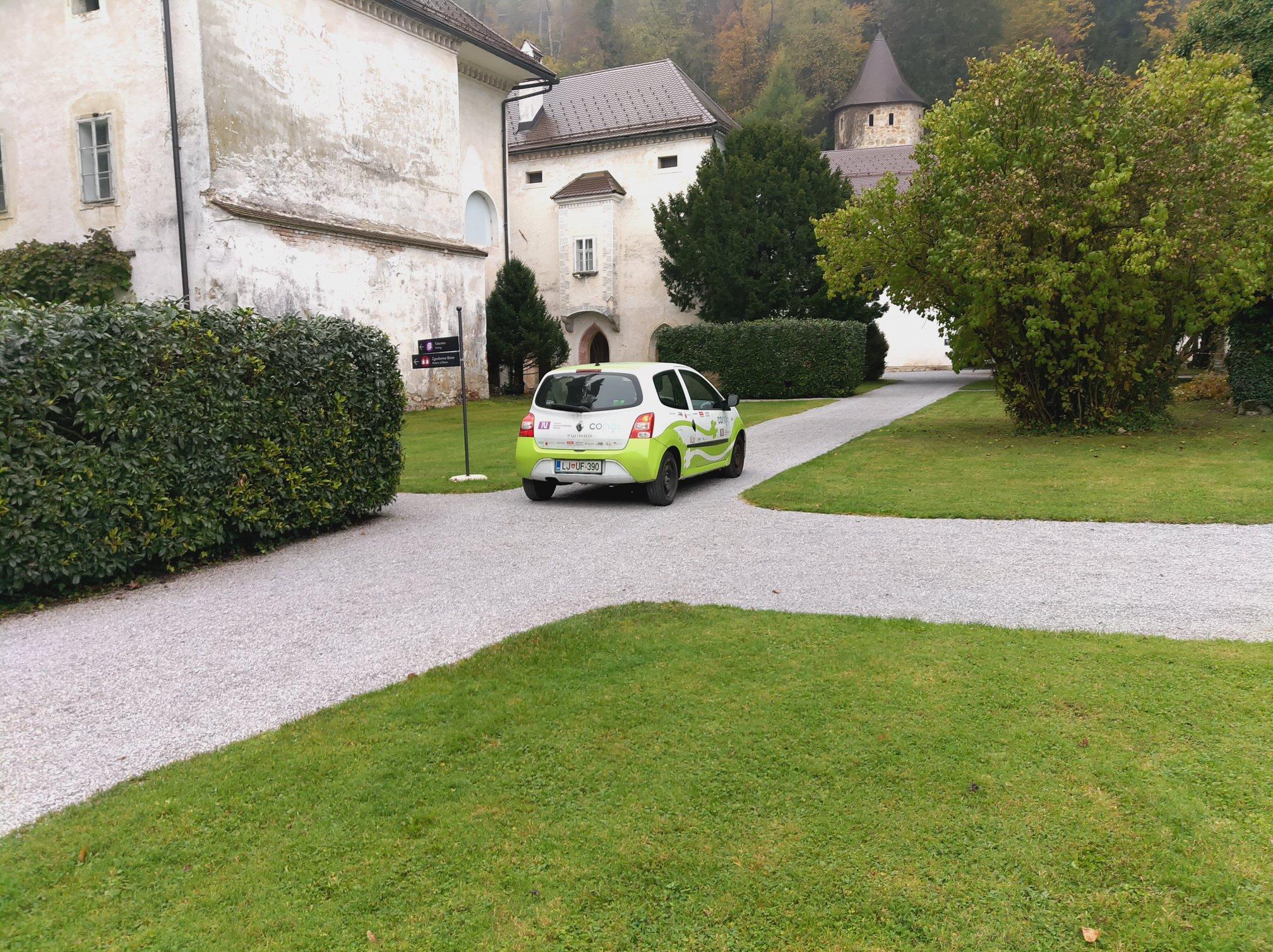 Električni Renault Twingo