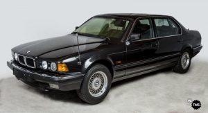 AVTOMOBIL BMW 750IALi foto Blaz Zupancic