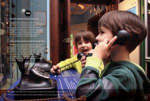 Pošta in telekomunikacije skozi čas