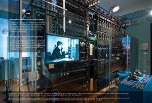 Avtomatska telefonska centrala Strowger