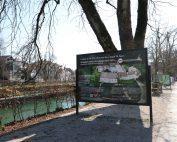 Fotografska razstava: Z vami že 70 let na Krakovskem nasipu