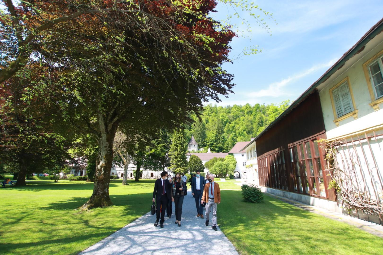 Obisk veleposlanika Japonske v Sloveniji nj eksc Hiromichi Matsushima 4