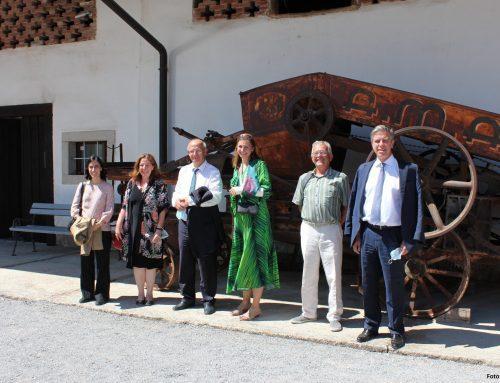 Obisk portugalske delegacije, 25. 6. 2021
