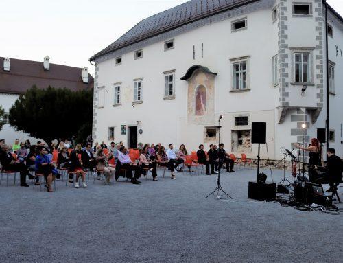 Fado koncert Mascara Quartet and Jelena Radan v Bistri
